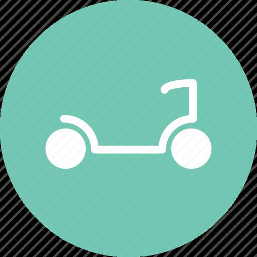 bike, cycle, drive, motor icon