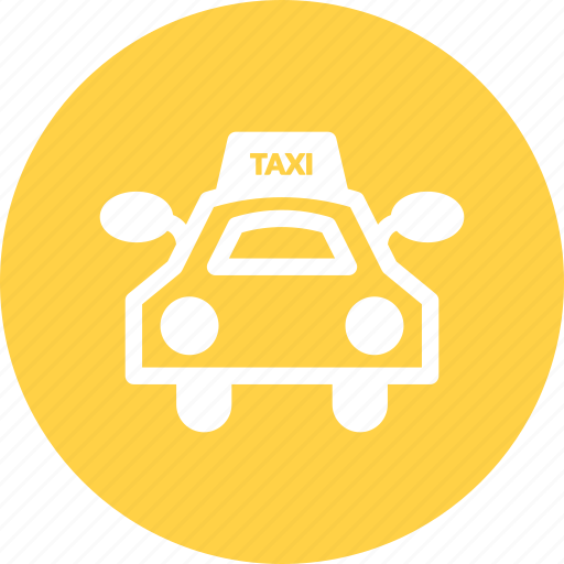 car, driver, driving, ride, taxi, vehicule icon