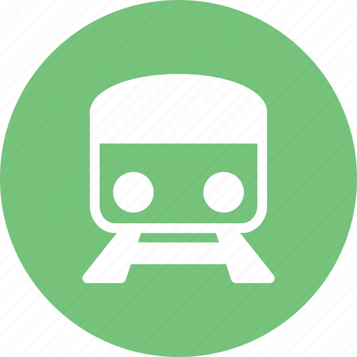 metro, rails, railways, train icon