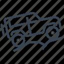 off, road, car, jeep, four, wheel, drive