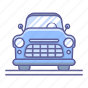 car, classic, old, transportation, truck, vehicle icon