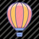 air, balloon, flight, transportation, vehicle