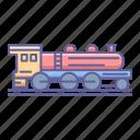 cargo, classic, locomotive, old, train, transportation, vehicle