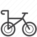 bicycle, bike, exercise, fitness, healthy, ride, sport icon