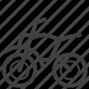 bike, extreme, motocross, motor, motorbike, motorcycle, rider icon