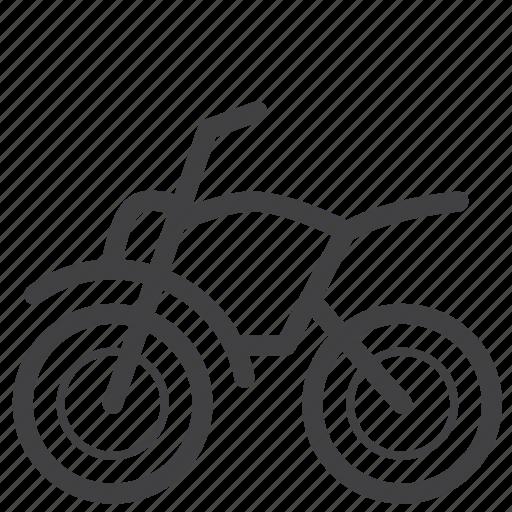 Bike, extreme, motocross, motor, rider, motorbike, motorcycle icon - Download on Iconfinder