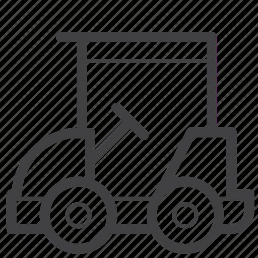 Car, cart, electric, golf, sport, transportation, vehicle icon - Download on Iconfinder