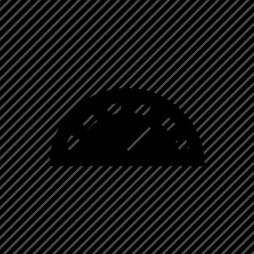 dashboard, gauge, meter, speed, transportation icon