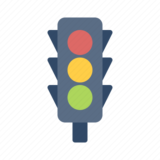 Light, road, tourism, traffic, transportation, travel icon - Download on Iconfinder
