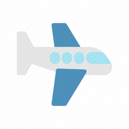 Plane, tourism, transportation, travel, vacation icon - Download on Iconfinder