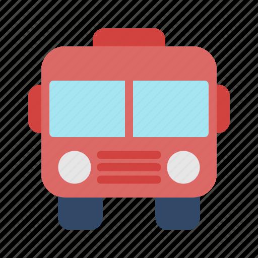 Bus, public, tourism, transportation, travel icon - Download on Iconfinder