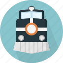 train, transportation icon