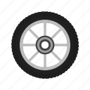 wheel, car, automobile, rim, tyre, vehicle, cycle