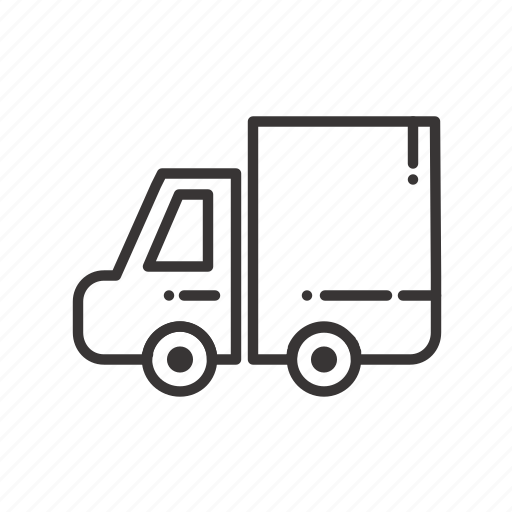 basic, buy, cart, delivery, online, shipping, shopping, transport, transportation, travel, truck, wheel icon