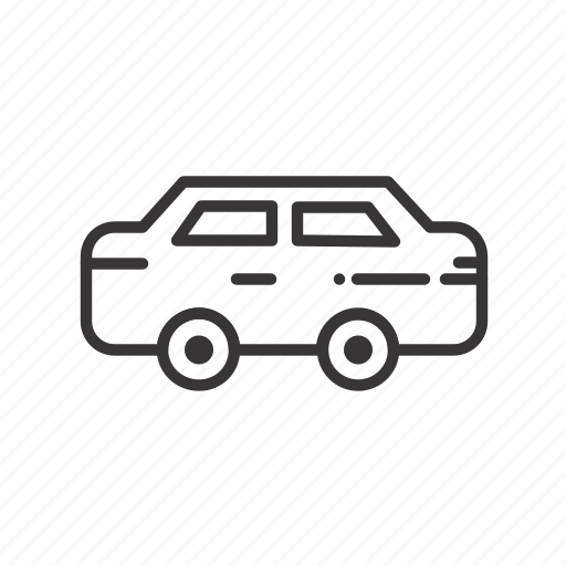 automobile, automotive, car, garage, mustang, suv, transportation, vehicle icon