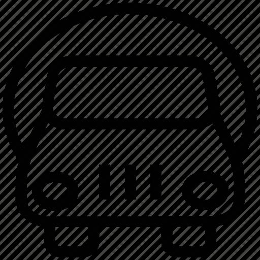 automobile, car, sedan, transport, travel icon