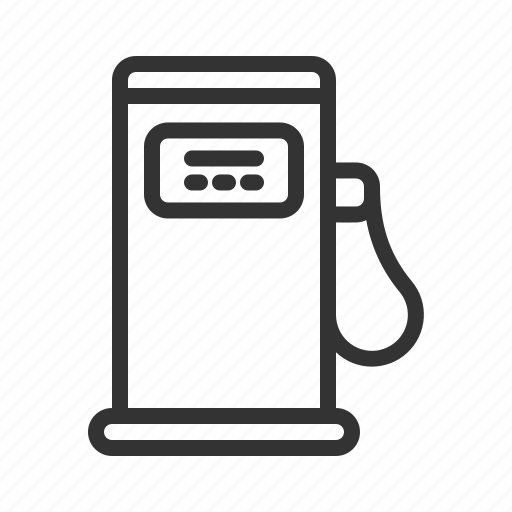 Gas, station, transportation, travel icon - Download on Iconfinder