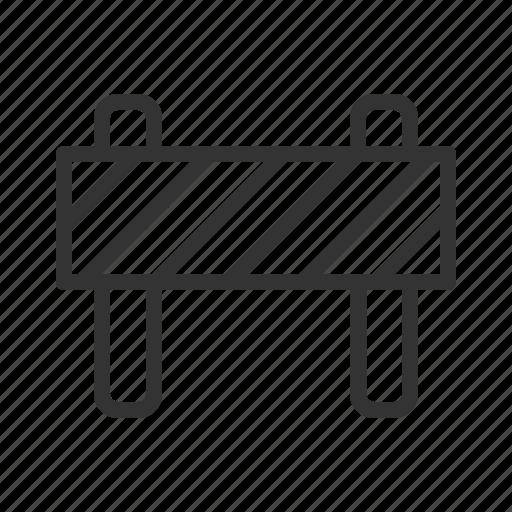 Block, road, transportation, travel icon - Download on Iconfinder