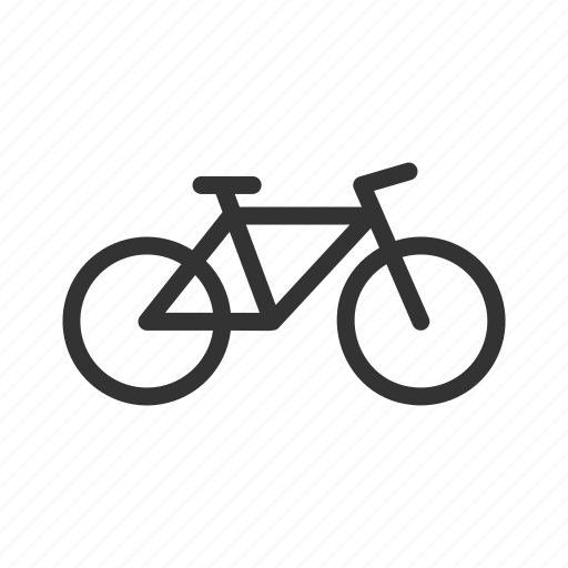bike, sport, transportation, travel icon