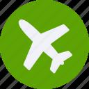 aeroplane, and, automobile, car, service, transportation, transpot, travel, vehicle icon