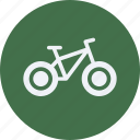 and, automobile, bicycle, car, service, transportation, transpot, travel, vehicle icon