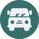 and, automobile, car, service, transportation, transpot, travel, vehicle icon