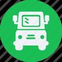 and, car, jip, service, transportation icon