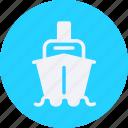 3, and, car, service, ship, transportation icon