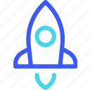 25px, iconspace, rocket icon