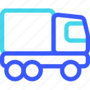 25px, box, iconspace, truck icon