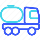 25px, iconspace, oil, truck icon