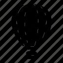 transportation, air, flight, ballon, vehicle icon