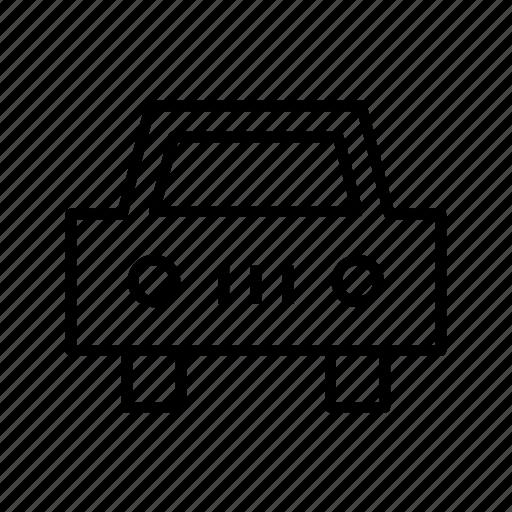auto, car, car005, transport, transportation, vehicle icon