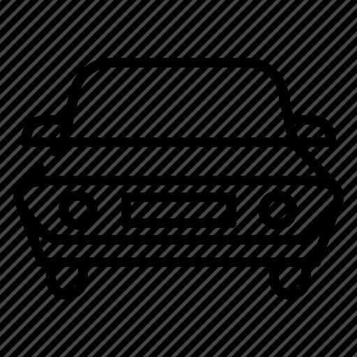 automobile, cab, car, taxi, tour, transportation, vehicle icon