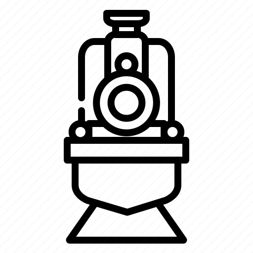 Metro, rail, railway, station, train, transportation icon - Download on Iconfinder