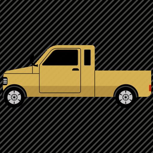 drive, transportation, van, vehicle icon