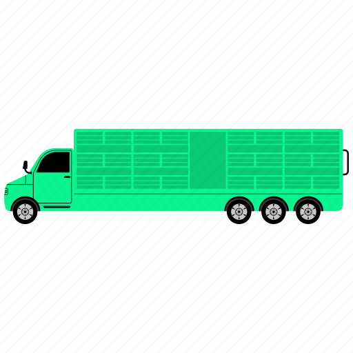 delivery, lorry, machine, traffic, transport, transportation, truck icon