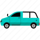 transportation, van, drive, vehicle