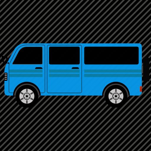 car, carpool, carpooling, commute, driving, passenger, van icon