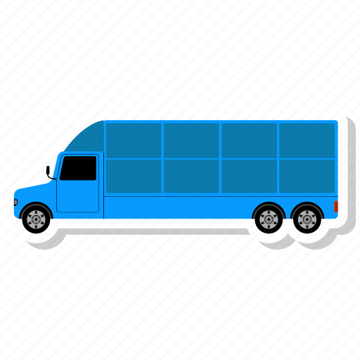 Delivery, shipping, truck icon - Download on Iconfinder