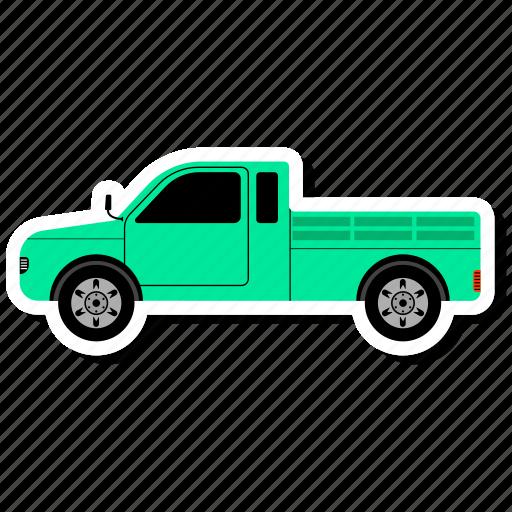 Delivery, transport, transportation, truck, vehicle icon - Download on Iconfinder