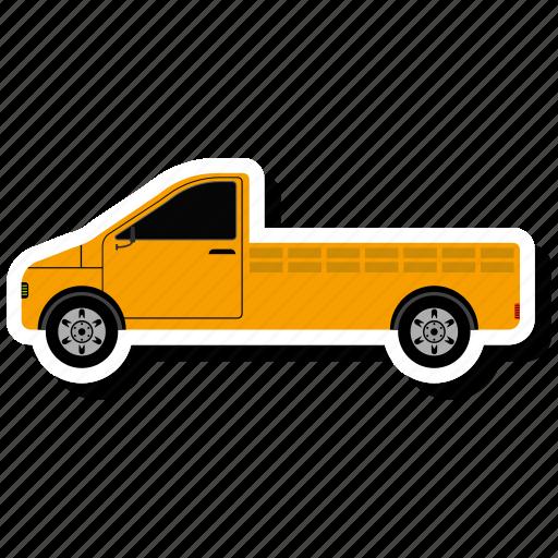 car, pickup, transportation, truck, vehicle icon
