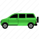auto, car, transport, vehicle icon