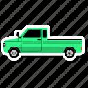 delivery, transport, transportation, van