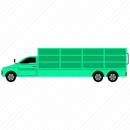 shipping, shopping, truck icon