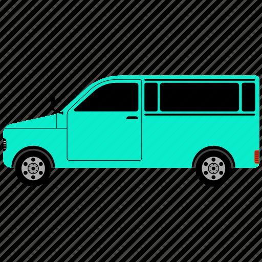 Bus, school, van icon - Download on Iconfinder on Iconfinder