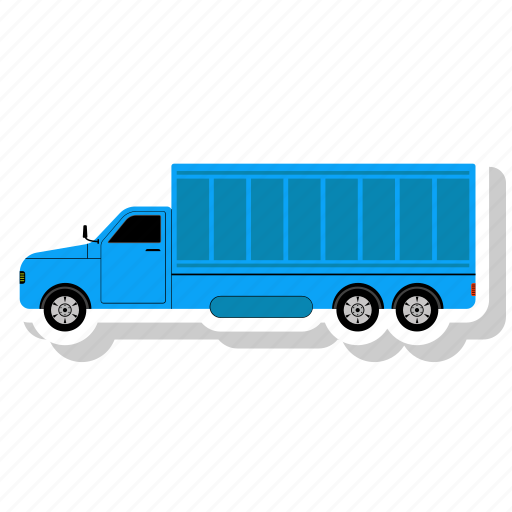delivery, move, moving, transportation, truck, vehicle icon
