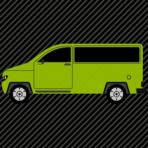 Delivery, transport, van, vehicle icon - Download on Iconfinder