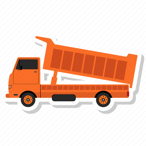 cargo, delivery, shipping, transport, truck icon