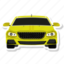automobile, car, travel, vehicles icon